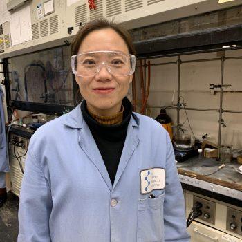 Xuejing Zhang