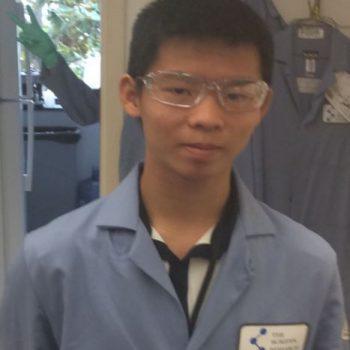 Jacob Zhong